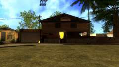 Novas texturas HD casas na grove street v2