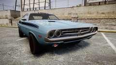 Dodge Challenger 1971 v2.2 PJ2