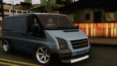 Ford Transit Limited Edition