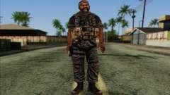 Os soldados de Rogue Warrior 3 para GTA San Andreas
