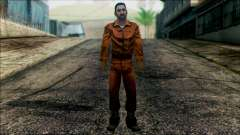 Danny from The Walking Dead: 400 Days para GTA San Andreas