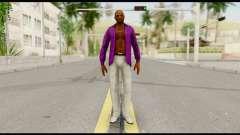 Purple Shirt Vic