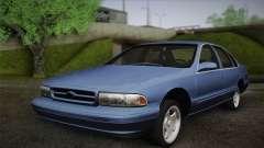 Chevrolet Impala 1996 para GTA San Andreas