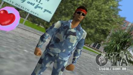 Camo Skin 11 para GTA Vice City