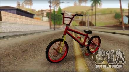 BMX para GTA San Andreas