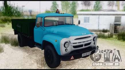 ZIL 130 Formação para GTA San Andreas