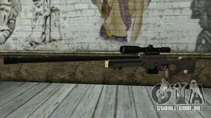 Sniper Rifle from PointBlank v2 para GTA San Andreas