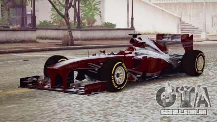 Ferrari F138 v2 para GTA 4