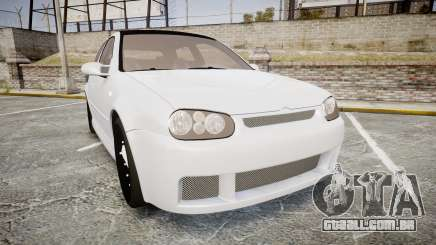 Volkswagen Golf Mk4 R32 Wheel2 para GTA 4