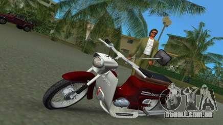 Jawa Type 20 Moped para GTA Vice City