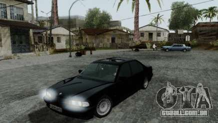 BMW 760i E38 para GTA San Andreas
