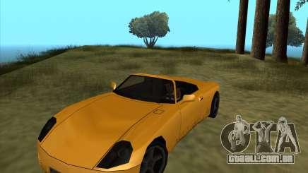 Stinger para GTA San Andreas