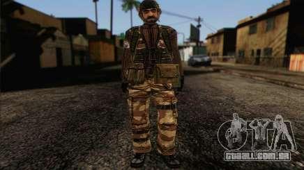 Soldados MEK (Battlefield 2) Pele 4 para GTA San Andreas