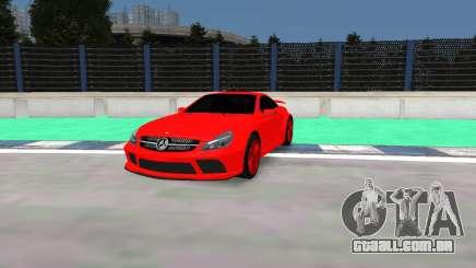 Mercedes Benz SL65 AMG Black Series para GTA 4
