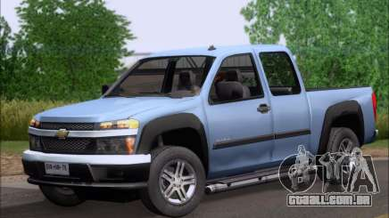 Chevrolet Colorado para GTA San Andreas