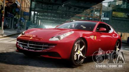 Ferrari FF 2011 v1.5 para GTA 4