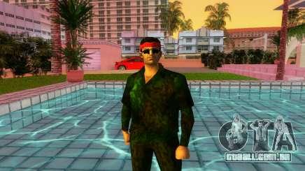 Camo Skin 14 para GTA Vice City