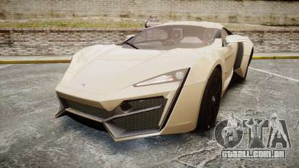 Lykan HyperSport para GTA 4