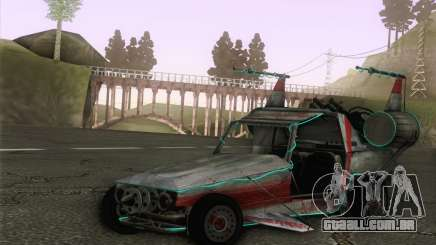 Space Docker from GTA V para GTA San Andreas