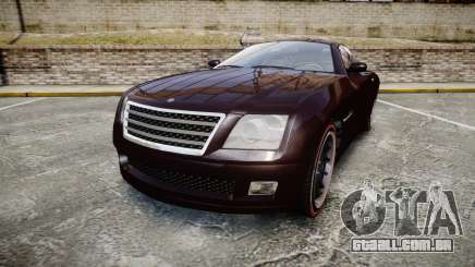 GTA V Schyster Fusilade v2 para GTA 4