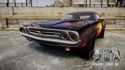 Dodge Challenger 1971 v2.2 PJ8 para GTA 4