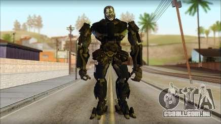 Bloqueio para GTA San Andreas