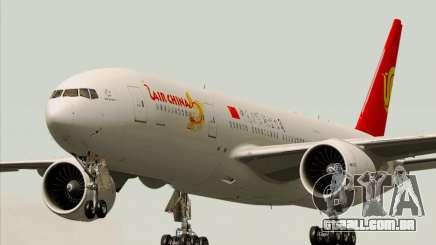 Boeing 777-200ER Air China para GTA San Andreas