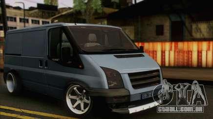 Ford Transit Limited Edition para GTA San Andreas