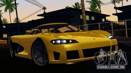 GTA 5 Entity XF para GTA San Andreas