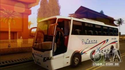 Volvo Lasta Bus para GTA San Andreas