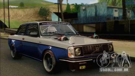 Volvo 242 V6 Twin Turbo 1983 - Stock para GTA San Andreas