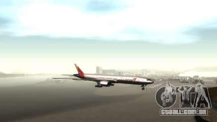 Boeing 777-280ER Asiana Airlines para GTA San Andreas