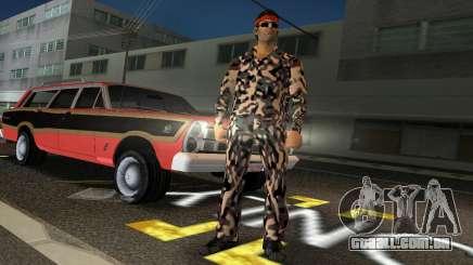 Camo Skin 08 para GTA Vice City