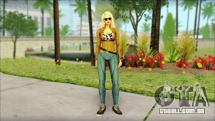 Eva Girl v1 para GTA San Andreas