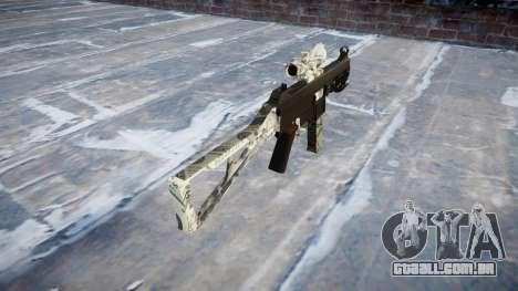 Arma UMP45 Benjamins para GTA 4 segundo screenshot