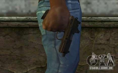 FN FNP-45, Com Vista para GTA San Andreas terceira tela