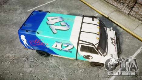Kessler Stowaway Skin para GTA 4 vista direita