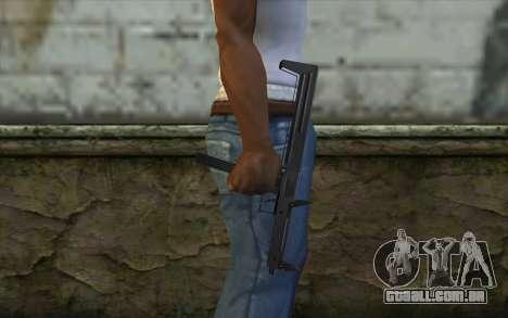 PP-90 para GTA San Andreas terceira tela