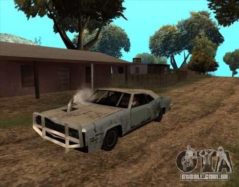 Pós-Apocalíptica Buccaneer para GTA San Andreas