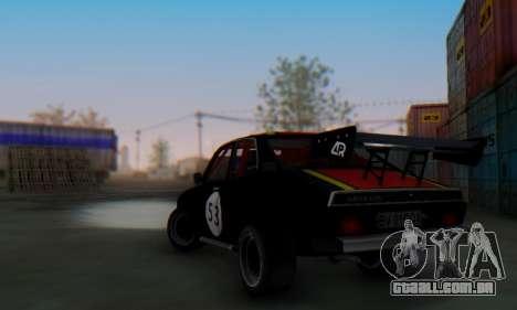 Dacia 1410 Sport para GTA San Andreas vista direita