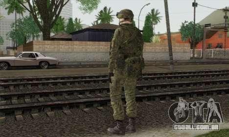 Marinha CPA para GTA San Andreas segunda tela