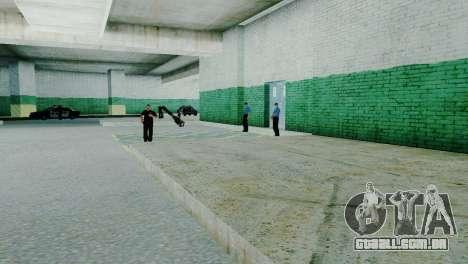 O renascimento de todas as delegacias de polícia para GTA San Andreas oitavo tela