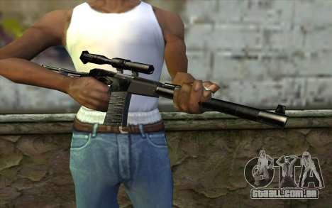ВАЛ a partir de Meia - Vida Paranóia para GTA San Andreas terceira tela