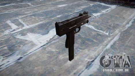 Arma Ingram MAC-10 para GTA 4 segundo screenshot