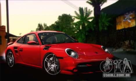 Porsche 997 Turbo Tunable para GTA San Andreas