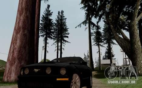 ENBSeries For Low PC v3.0 (SA:MP) para GTA San Andreas oitavo tela