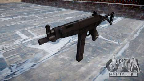 Arma da Taurus MT-40 buttstock2 icon2 para GTA 4