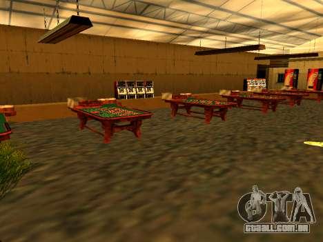 Relax City para GTA San Andreas sexta tela