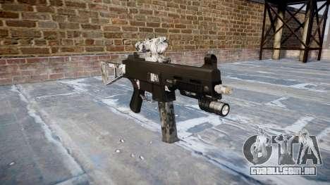 Arma UMP45 Ghotex para GTA 4