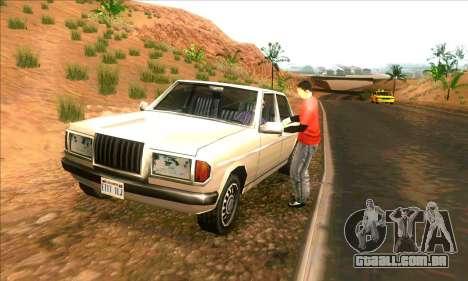 Situação de vida v3.0 para GTA San Andreas quinto tela